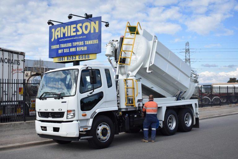 Jamieson - Trucks, Trailers, Tippers, Tankers