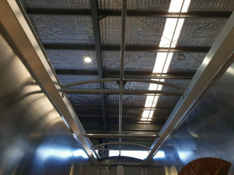 Jamieson – Aluminium 10.2m Rear Tipper – Suit Grain