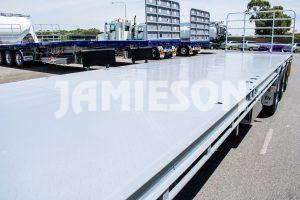 Jamieson Drop Deck Trailer - Tri-Axle - Road Train Rated
