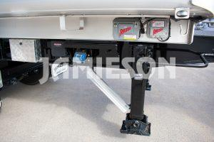 Jamieson StayConnect Aluminium B-Double Lead and Tag Tipper Set