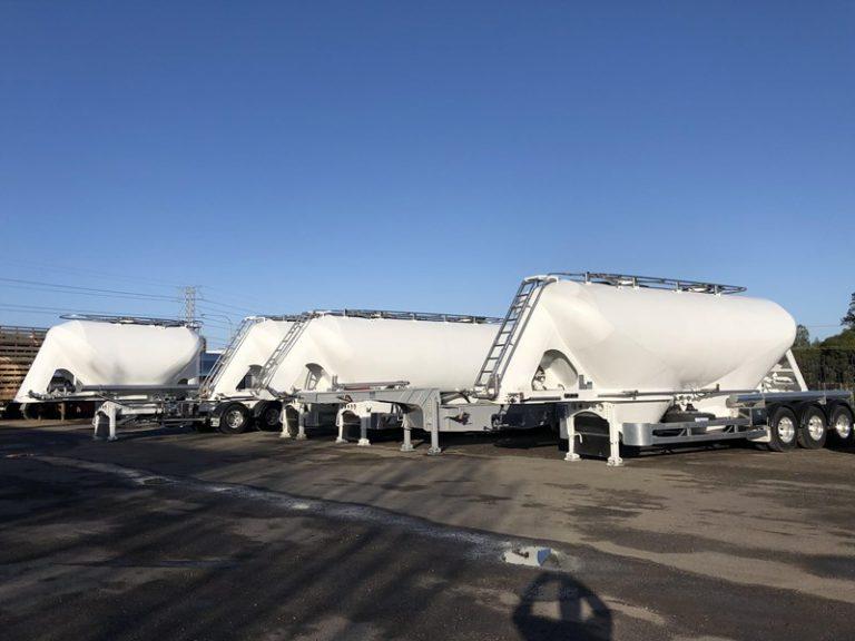 Dry Powder Tankers - Stock
