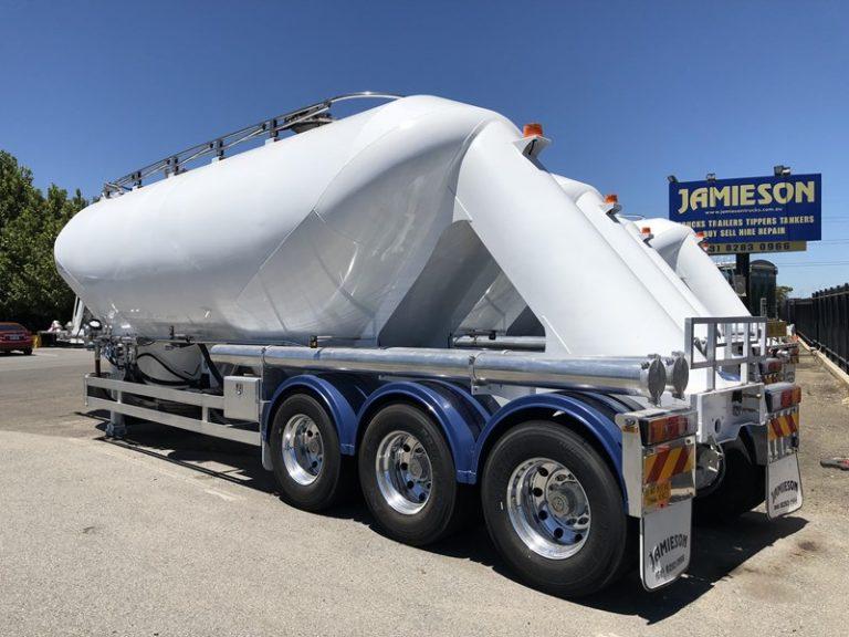 Dry Powder Tankers - Stock 2