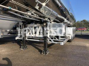 30,000 Litre Bitumen Tri Axle Tanker - Jamieson Trucks - Detail View