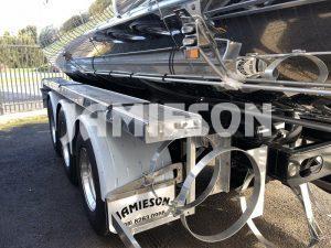 30,000 Litre Bitumen Tri Axle Tanker - Jamieson Trucks - Detail View 2