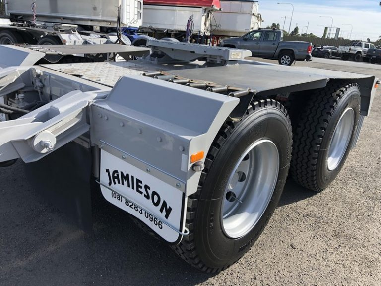 Dolly – Tandem Axle – Jamieson 2013