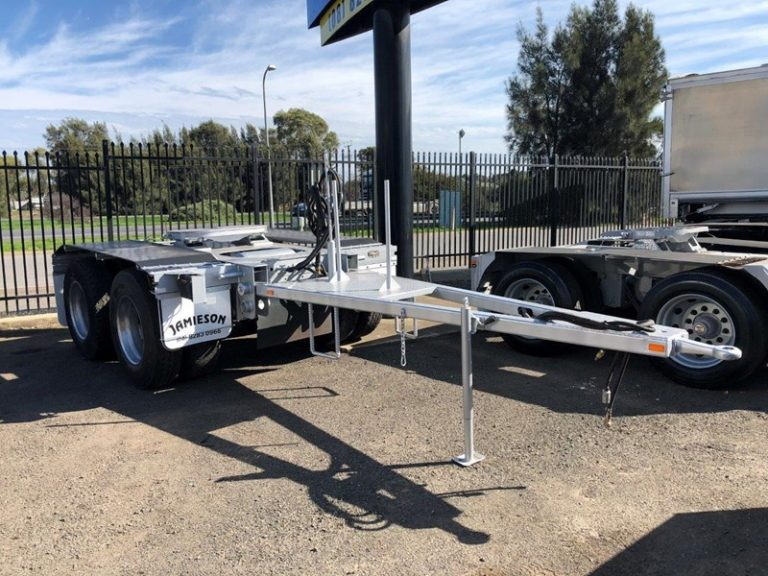 Dolly – Tandem Axle – Vawdrey 2011