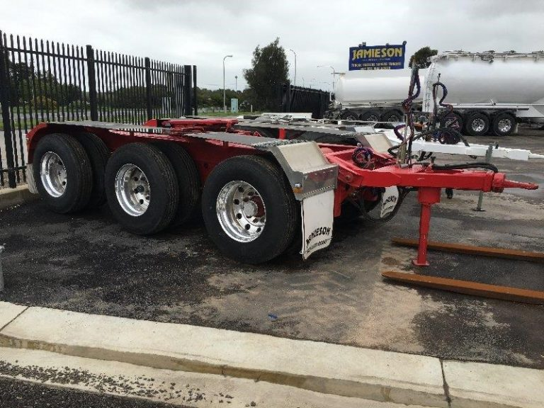 Dolly – Tri-Axle – Road Train