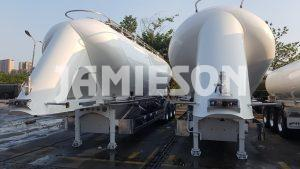 Pneumatic Food Grade Cement Tanker - Stock
