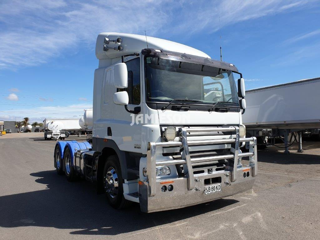 2015 DAF 6x4 Sleeper Cab Prime Mover - Low Kms