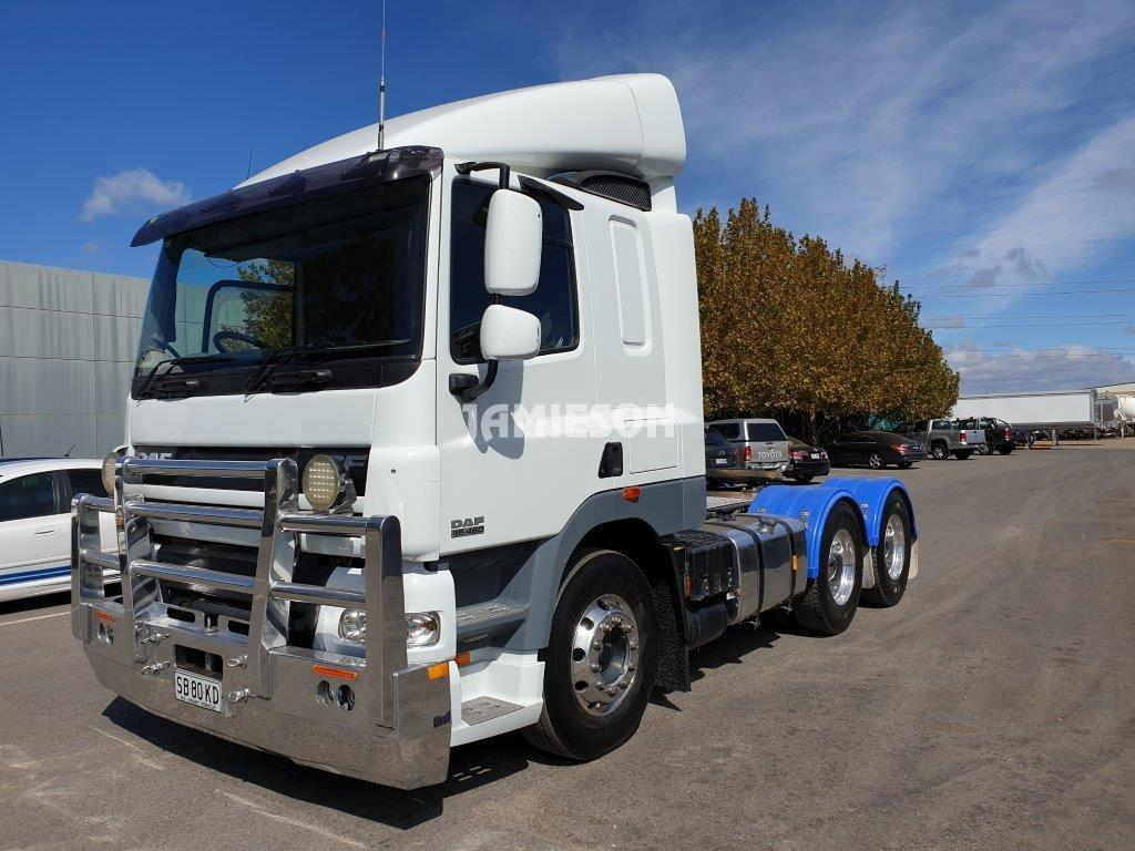 DAF Sleeper Cab Prime Mover - 6x4 - Low Kms - MAKE AN OFFER!