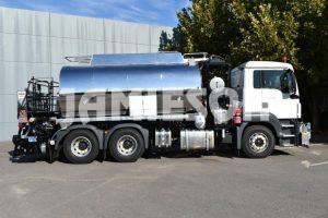 12,000 litre Jamieson Bitumen Sprayer