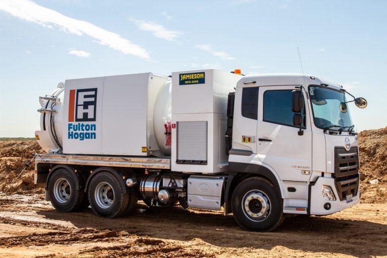 ND2000 Vac Truck