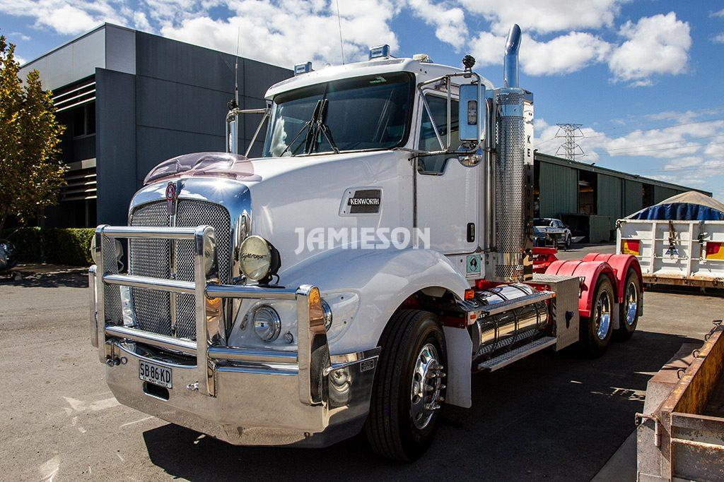 2015 Kenworth T409 6×4 Day Cab Prime Mover – Low Kms