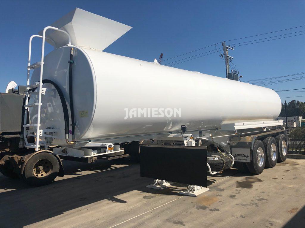 20,000L Tri-Axle Water Tanker