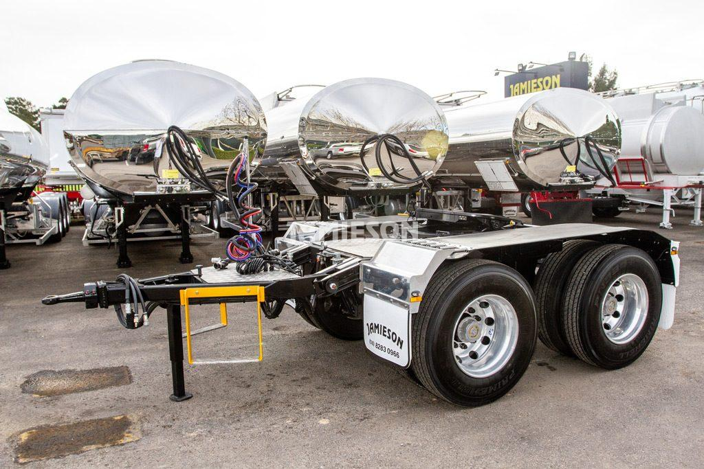 Dolly - Tandem Axle - Road Train