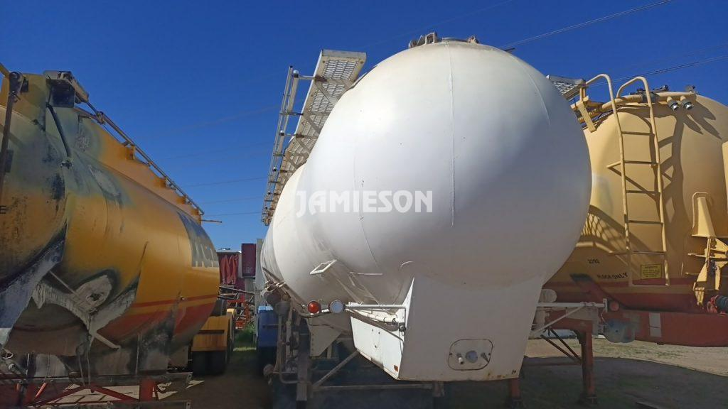 Kockums Feed Tanker - Nominal 50m3 - Dual Wheels - MAKE AN OFFER!