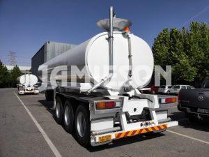 Water Tanker Tri-Axle All-Purpose - 30kL