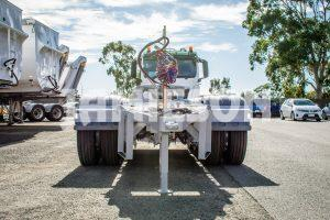 Jamieson Low Profile Tri-Axle Dolly To Suit Drop Deck Trailer