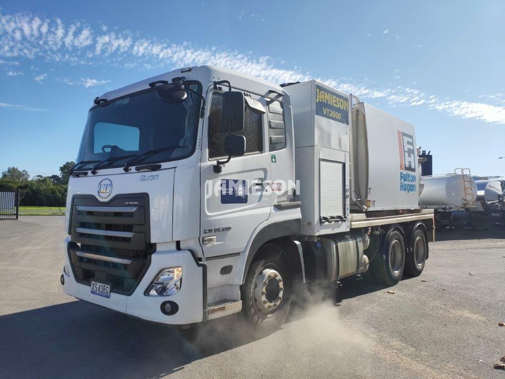 VT2000 All Purpose Vac Truck - Vacuum / Hydro Excavation Unit - 2,000CFM