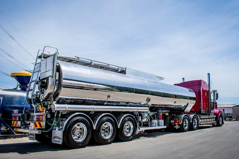 Jamieson Australia - Tankers, Trailer & Tippers