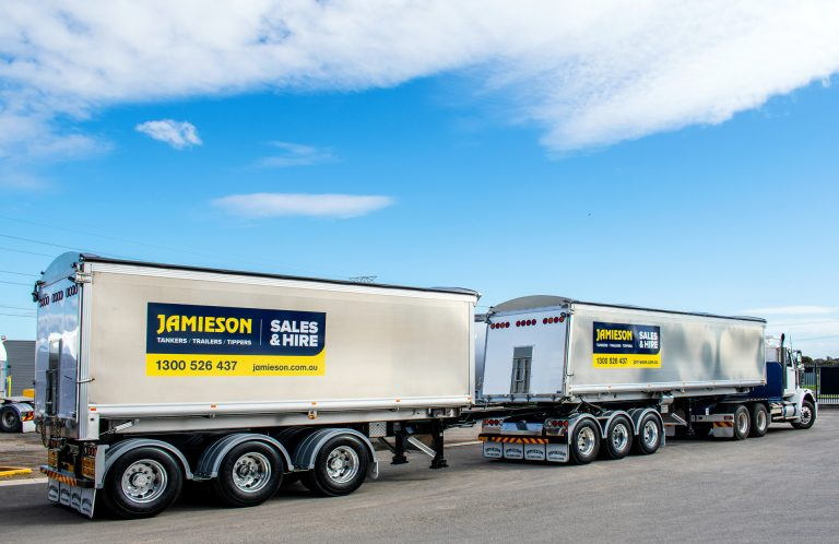 Jamieson Stag (Stay Connect) Tipper Set