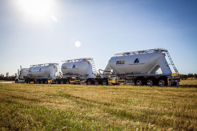 Jamieson AB Triple Dry Bulk Tankers