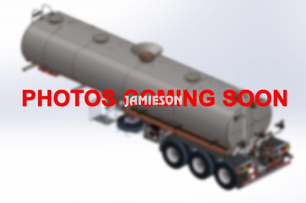 Water Tanker - Multi-Purpose - Diesel Power Pack - Tri-Axle - Full Remote Control - 28kL