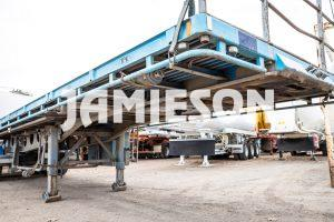 Flat Deck A Trailer - Kruger - For Sale at Jamieson